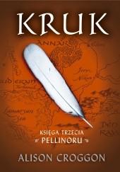 Okładka książki Kruk Alison Croggon