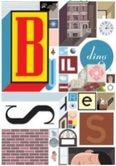 Okładka książki Building Stories Chris Ware