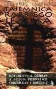 Okładka książki Tajemnica rabbiego Jezusa Johannes Lehmann