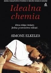 Okładka książki Idealna chemia Simone Elkeles