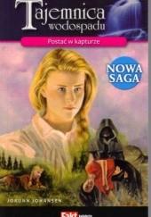 Okładka książki Postać w kapturze Jorunn Johansen