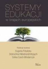 Okładka książki Systemy edukacji w krajach europejskich Eugenia Potulicka
