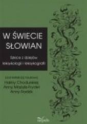 Okładka książki W świecie Słowian Halina Chodurska