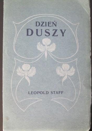 Okładka książki Dzień duszy Leopold Staff