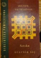 Okładka książki Sztuka uczenia się Zbigniew Pietrasiński