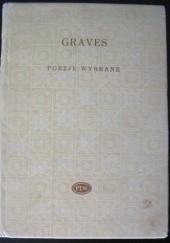 Okładka książki Poezje wybrane Robert Graves