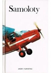 Okładka książki Samoloty