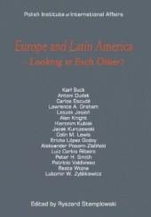 Okładka książki Europe and Latin America - Looking at Each Other? Ryszard Stemplowski