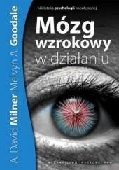 Okładka książki Mózg wzrokowy w działaniu David A. Milner,Melvyn A. Goodale