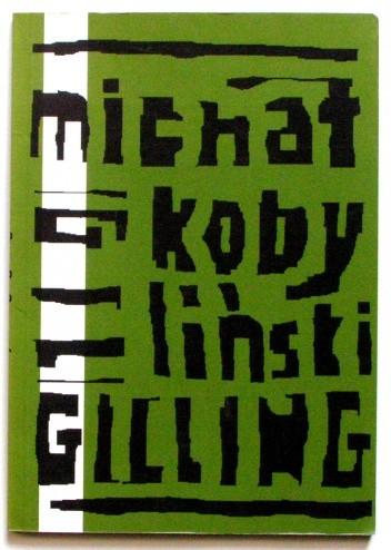 Okładka książki Gil Gilling Michał Kobyliński