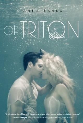 Okładka książki Of Triton Anna Banks