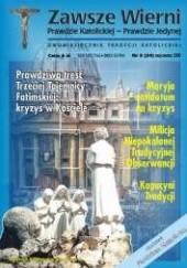Okładka książki Zawsze wierni, maj-czerwiec 2000 Redakcja pisma Zawsze wierni
