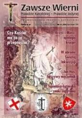 Okładka książki Zawsze wierni, lipiec-sierpień 2000 Redakcja pisma Zawsze wierni