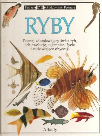 Okładka książki Ryby Steve Parker
