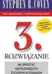 Okładka książki 3. Rozwiązanie Stephen R. Covey