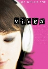 Okładka książki Vibes Amy Kathleen Ryan