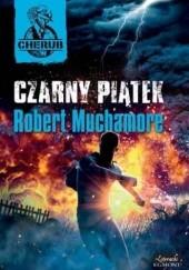 Okładka książki Czarny piątek Robert Muchamore