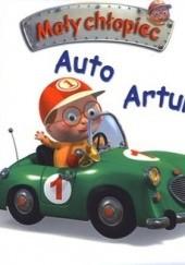 Okładka książki Mały chłopiec. Auto Artura Émilie Beaumont,Nathalie Bélineau,Alexis Nesme