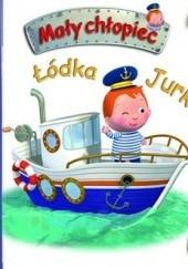 Okładka książki Mały chłopiec. Łódka Jurka Émilie Beaumont,Nathalie Bélineau,Alexis Nesme