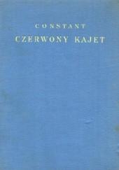 Okładka książki Czerwony kajet Benjamin Constant