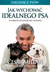 Okładka książki Jak wychować idealnego psa. W okresie szczenięcym i później Cesar Millan,Melissa Jo Peltier