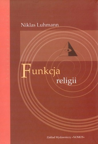 Okładka książki Funkcja religii Niklas Luhmann