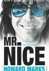 Okładka książki Mr Nice Howard Marks
