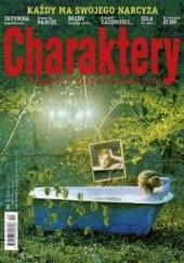 Okładka książki Charaktery, nr 2 / 2013 Redakcja miesięcznika Charaktery