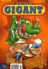 Okładka książki Komiks Gigant 6/99: Folwark zwierząt Walt Disney,Redakcja magazynu Kaczor Donald