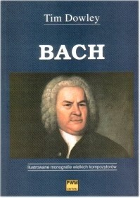 Okładka książki Bach Tim Dowley