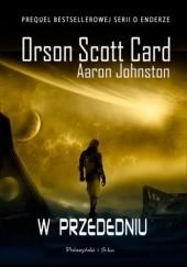 Okładka książki W przededniu Orson Scott Card,Aaron Johnston