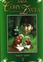 Okładka książki Więzy krwi May Grethe Lerum