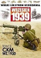 Okładka książki CKM wz.1930 Leszek Erenfeicht