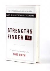 Okładka książki Strengths Finder 2.0 Tom Rath