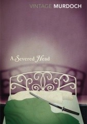 Okładka książki A Severed Head Iris Murdoch