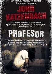 Okładka książki Profesor John Katzenbach