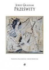 Okładka książki Prześwity. Wiersze wybrane: 1980-2012