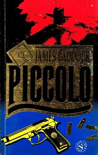 Okładka książki Piccolo