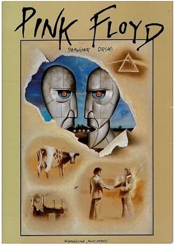 Okładka książki Pink Floyd. Psychodeliczny fenomen Sławomir Orski