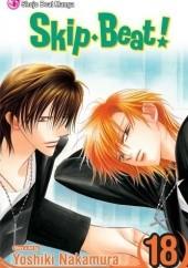 Okładka książki Skip Beat!, Vol. 18 Yoshiki Nakamura