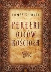 Okładka książki Perełki Ojców Kościoła Tomáš Špidlík