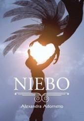 Okładka książki Niebo Alexandra Adornetto