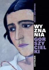 Okładka książki Wyznania gorszycielki Irena Krzywicka