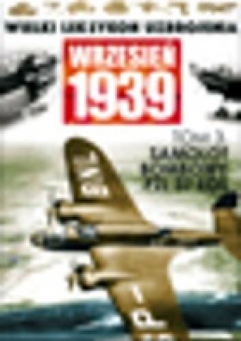 Okładka książki Samolot Bombowy PZL.37 ŁOŚ Wojciech Mazur