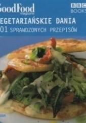 Okładka książki Wegetariańskie dania. 101 sprawdzonych przepisów. Orlando Murrin