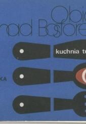 Okładka książki Obiad nad Bosforem. Kuchnia turecka Danuta Chmielowska