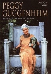 Okładka książki Peggy Guggenheim Anton Gill