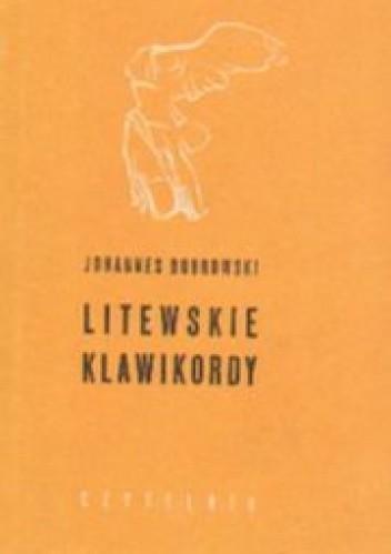 Okładka książki Litewskie klawikordy