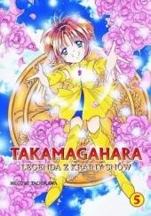 Okładka książki Takamagahara. Legenda z krainy snów t.5 Megumi Tachikawa
