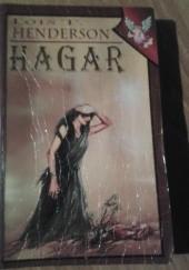 Okładka książki Hagar